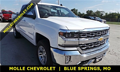 2018 Silverado 1500 Crew Cab 4x4, Pickup #C15976 - photo 1