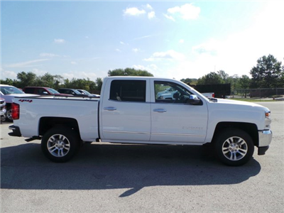 2018 Silverado 1500 Crew Cab 4x4, Pickup #C15976 - photo 3