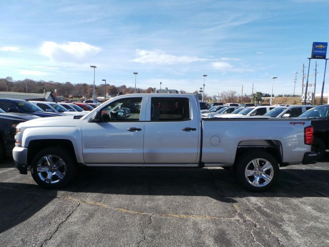 2018 Silverado 1500 Crew Cab 4x4 Pickup #C15982 - photo 8