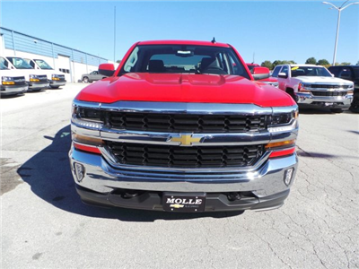 2018 Silverado 1500 Crew Cab 4x4 Pickup #C15988 - photo 9