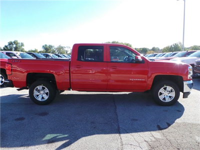 2018 Silverado 1500 Crew Cab 4x4 Pickup #C15988 - photo 3