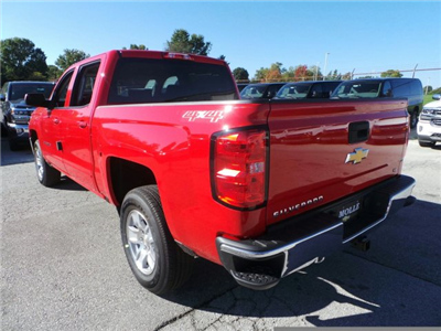 2018 Silverado 1500 Crew Cab 4x4 Pickup #C15988 - photo 6