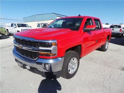 2018 Silverado 1500 Crew Cab 4x4 Pickup #C15988 - photo 8