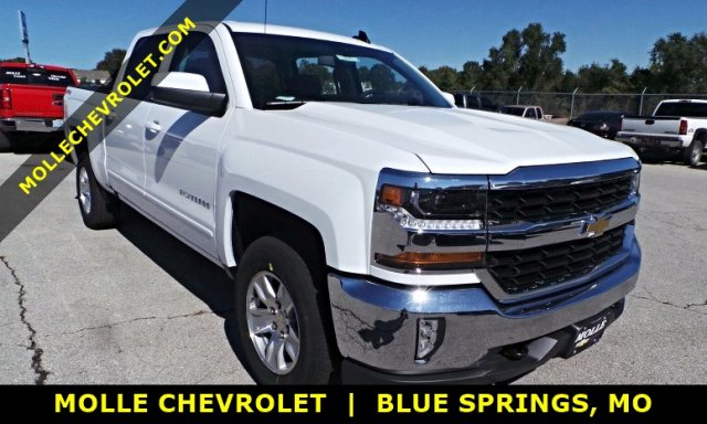 2018 Silverado 1500 Crew Cab 4x4 Pickup #C15991 - photo 1