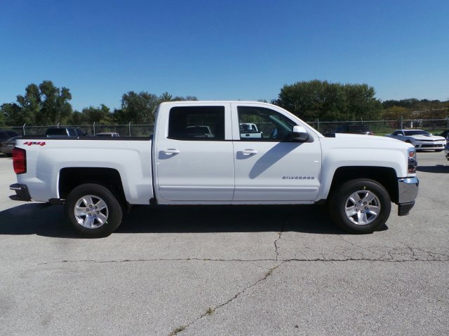 2018 Silverado 1500 Crew Cab 4x4 Pickup #C15991 - photo 3