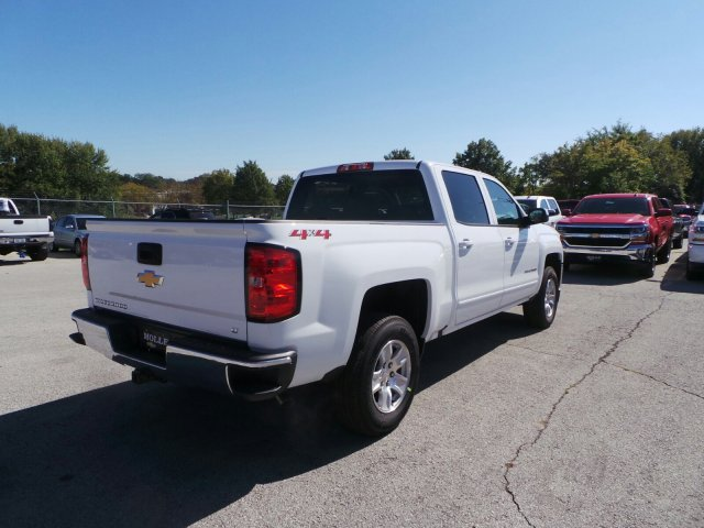 2018 Silverado 1500 Crew Cab 4x4 Pickup #C15991 - photo 2