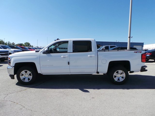 2018 Silverado 1500 Crew Cab 4x4 Pickup #C15991 - photo 7