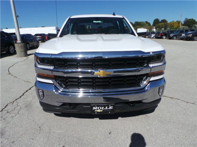 2018 Silverado 1500 Crew Cab 4x4 Pickup #C15991 - photo 9