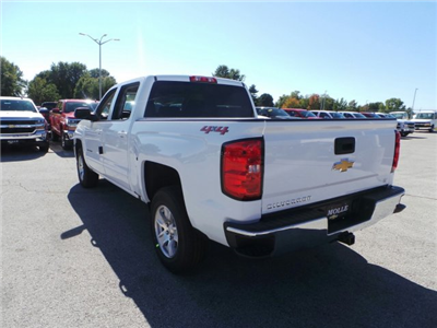 2018 Silverado 1500 Crew Cab 4x4 Pickup #C15991 - photo 6