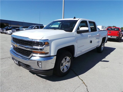 2018 Silverado 1500 Crew Cab 4x4 Pickup #C15991 - photo 8