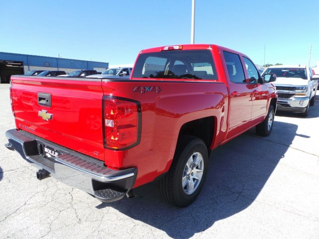 2018 Silverado 1500 Crew Cab 4x4, Pickup #C15996 - photo 2