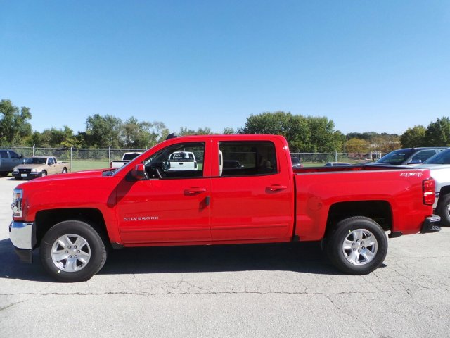 2018 Silverado 1500 Crew Cab 4x4, Pickup #C15996 - photo 7