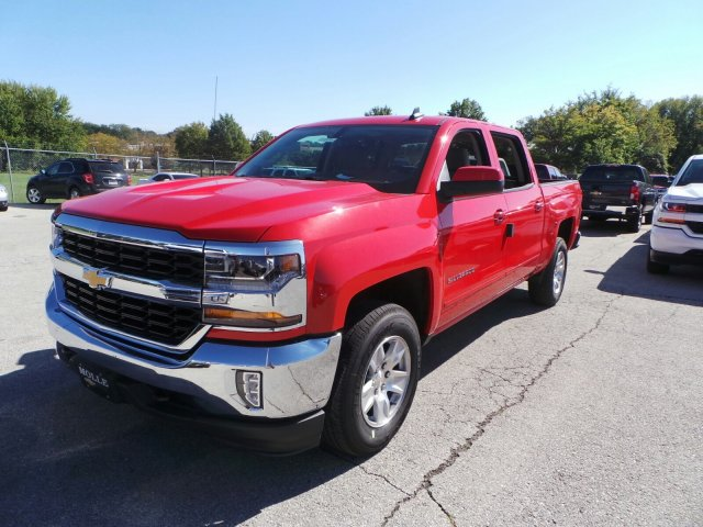 2018 Silverado 1500 Crew Cab 4x4, Pickup #C15996 - photo 8