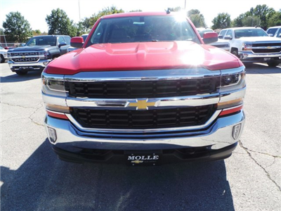 2018 Silverado 1500 Crew Cab 4x4, Pickup #C15996 - photo 9
