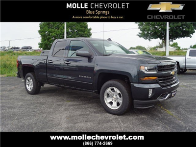 2018 Silverado 1500 Double Cab 4x4,  Pickup #C15998 - photo 1