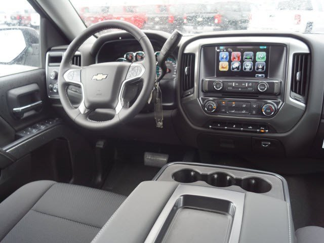 2018 Silverado 1500 Double Cab 4x4,  Pickup #C16001 - photo 3
