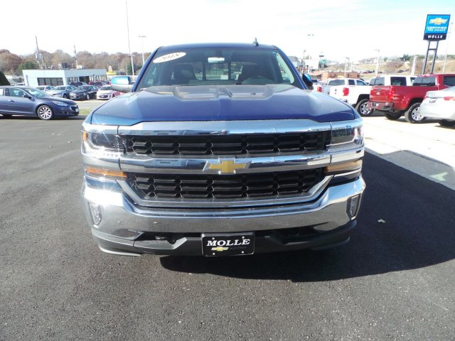 2018 Silverado 1500 Extended Cab 4x4 Pickup #C16033 - photo 9