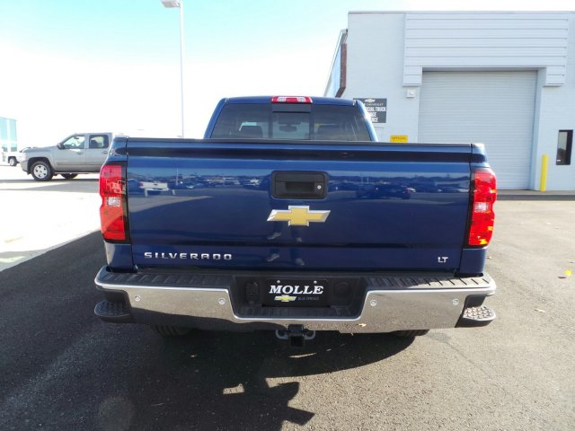 2018 Silverado 1500 Extended Cab 4x4 Pickup #C16033 - photo 6