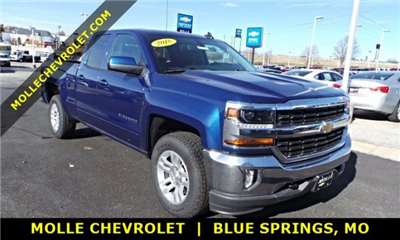 2018 Silverado 1500 Extended Cab 4x4 Pickup #C16033 - photo 1