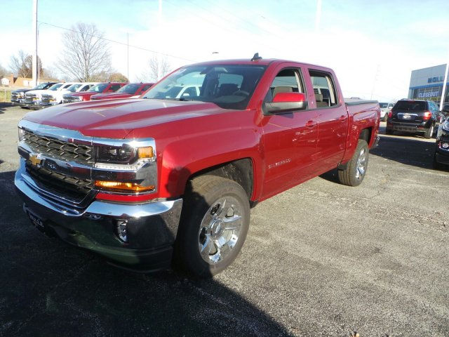 2018 Silverado 1500 Crew Cab 4x4 Pickup #C16044 - photo 3