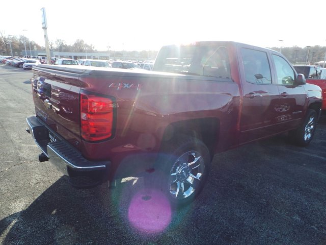 2018 Silverado 1500 Crew Cab 4x4 Pickup #C16044 - photo 2