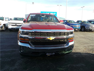 2018 Silverado 1500 Crew Cab 4x4 Pickup #C16044 - photo 11