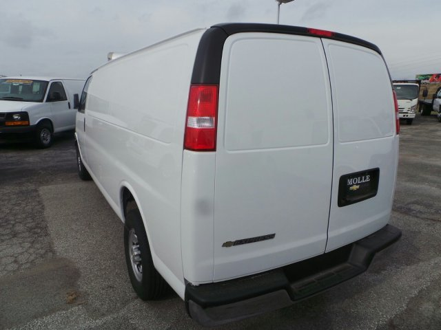 2017 Express 3500 Cargo Van #C16051 - photo 3