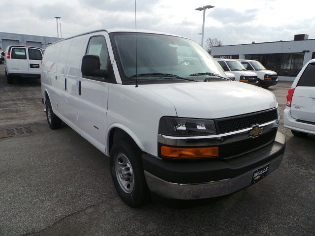 2017 Express 3500 Cargo Van #C16051 - photo 4