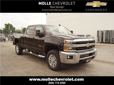 2018 Silverado 2500 Crew Cab 4x4,  Pickup #C16152 - photo 1