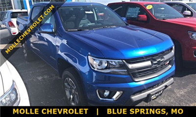 2018 Colorado Crew Cab 4x4, Pickup #C16193 - photo 1