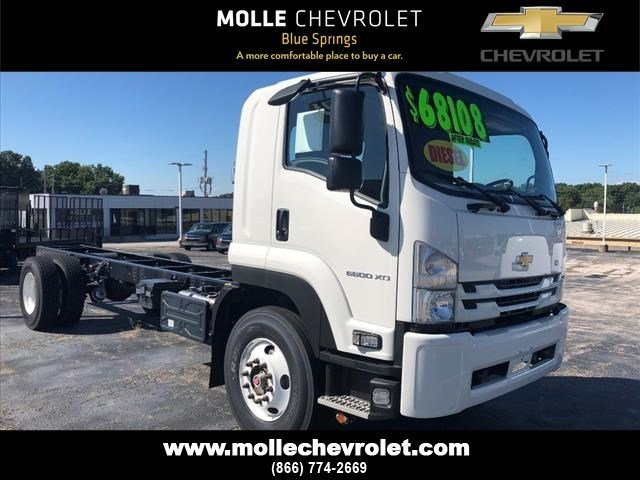 2018 LCF 6500XD Regular Cab 4x2,  Cab Chassis #C16221 - photo 1