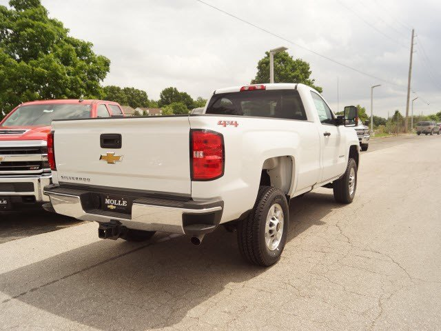 2018 Silverado 2500 Regular Cab 4x4,  Pickup #C16355 - photo 2