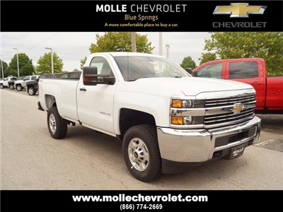 2018 Silverado 2500 Regular Cab 4x4,  Pickup #C16355 - photo 1
