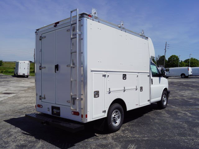 2018 Express 3500 4x2,  Service Utility Van #C16365 - photo 2