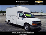 2018 Express 3500 4x2,  Service Utility Van #C16365 - photo 1