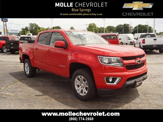 2018 Colorado Crew Cab 4x4,  Pickup #C16453 - photo 1