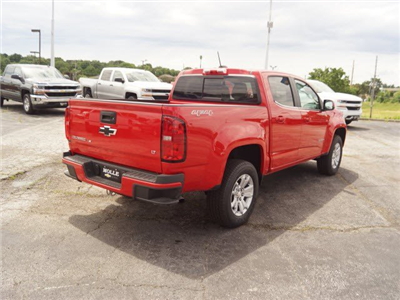 2018 Colorado Crew Cab 4x4,  Pickup #C16453 - photo 2
