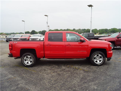 2018 Silverado 1500 Crew Cab 4x4,  Pickup #C16608 - photo 8