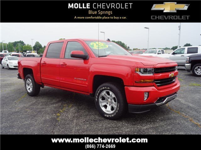 2018 Silverado 1500 Crew Cab 4x4,  Pickup #C16608 - photo 1