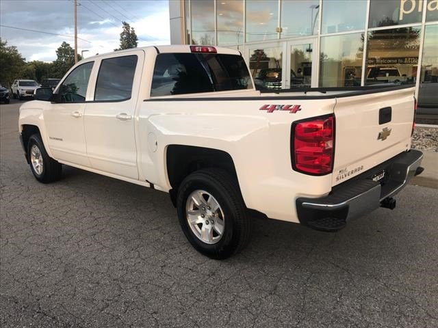 2018 Silverado 1500 Crew Cab 4x4,  Pickup #C16661 - photo 3