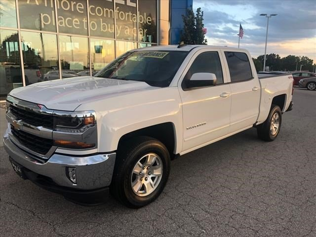 2018 Silverado 1500 Crew Cab 4x4,  Pickup #C16661 - photo 6