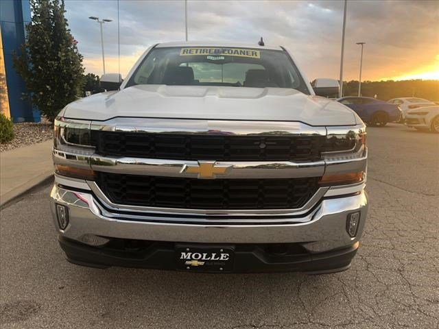 2018 Silverado 1500 Crew Cab 4x4,  Pickup #C16661 - photo 8