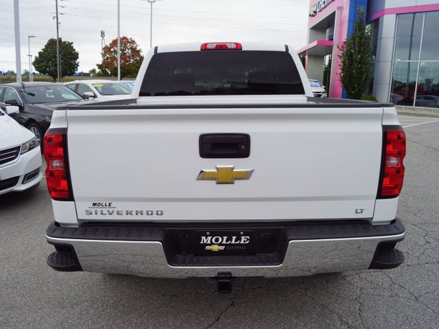 2018 Silverado 1500 Crew Cab 4x4,  Pickup #C16661 - photo 21
