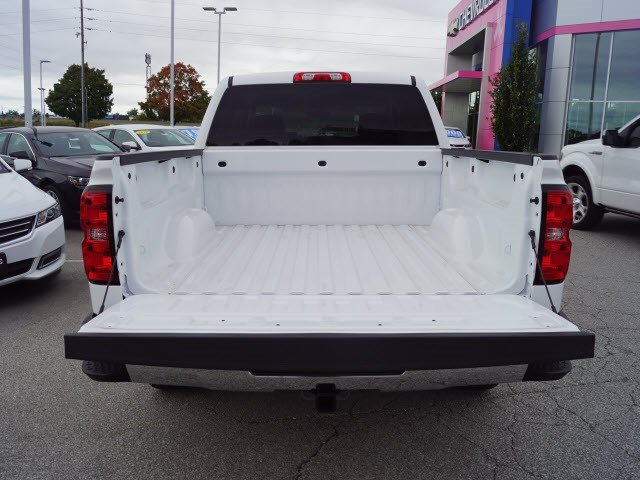 2018 Silverado 1500 Crew Cab 4x4,  Pickup #C16661 - photo 22