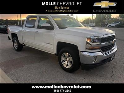 2018 Silverado 1500 Crew Cab 4x4,  Pickup #C16661 - photo 1