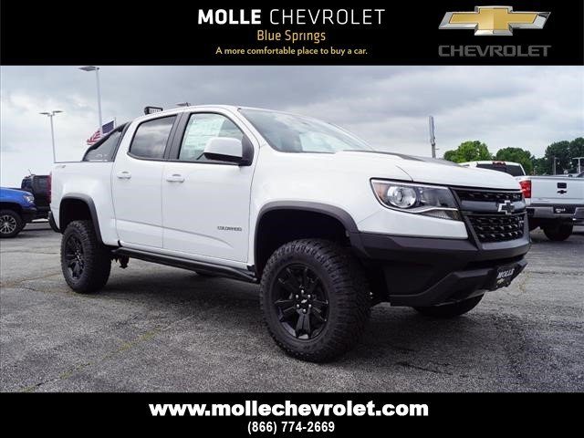 2018 Colorado Crew Cab 4x4,  Pickup #C16695 - photo 1