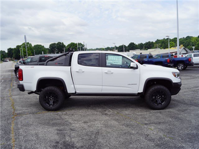 2018 Colorado Crew Cab 4x4,  Pickup #C16695 - photo 8