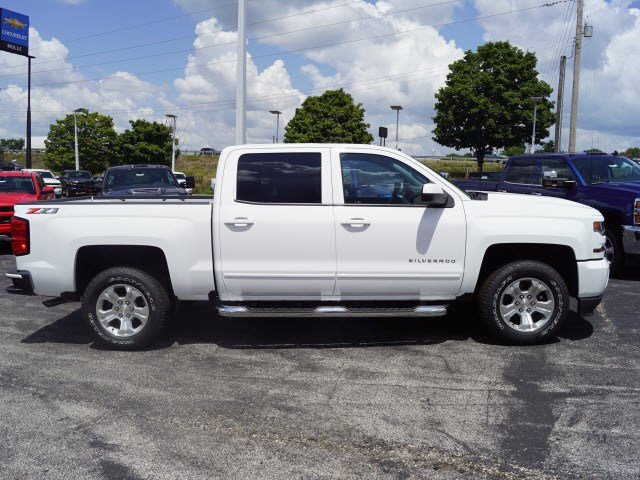2018 Silverado 1500 Crew Cab 4x4,  Pickup #C16726 - photo 7