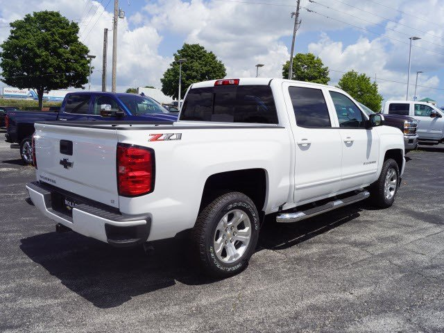 2018 Silverado 1500 Crew Cab 4x4,  Pickup #C16726 - photo 2