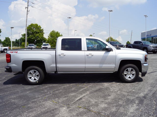 2018 Silverado 1500 Crew Cab 4x4,  Pickup #C16780 - photo 3